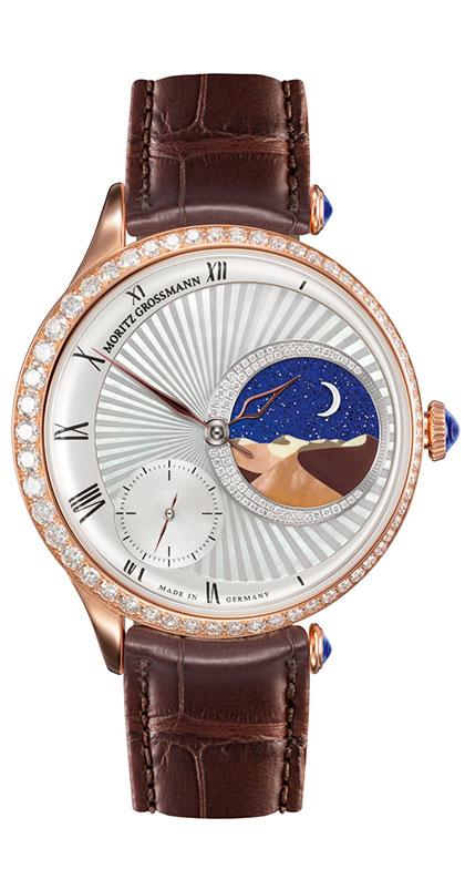 Abbildung von der Jewellery Uhr aus der Tefnut
