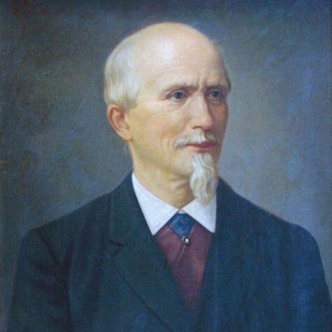 Portrait von Moritz Grossmann